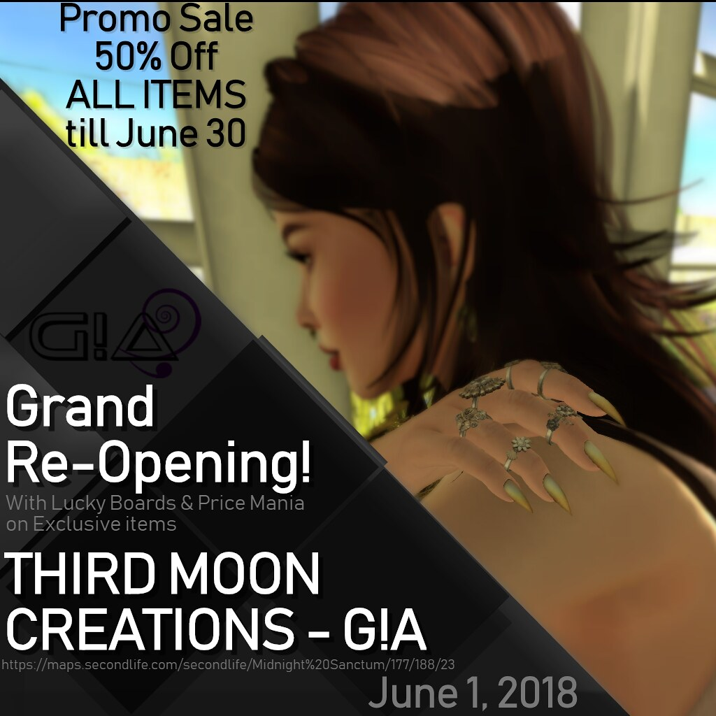 TMC ::G!A:: Grand Re-opening on June 1st - TeleportHub.com Live!