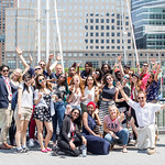 NYFA NY - 2018.05.25 - New Students Shearwater Sailboat