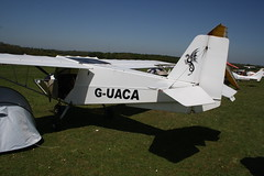 G-UACA Best Off Skyranger [BMAA/HB/324] Popham 050518