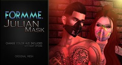 FORMME. Julian Mask - Couple
