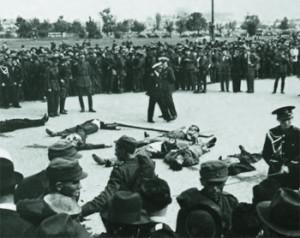 Legionari asasinati
