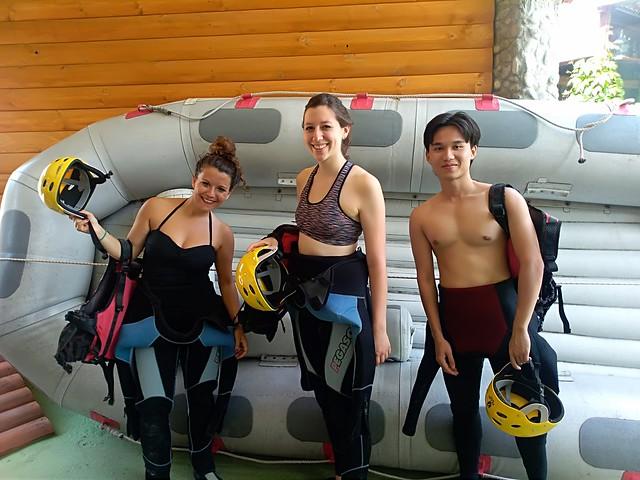 New rafting offer on the neretva