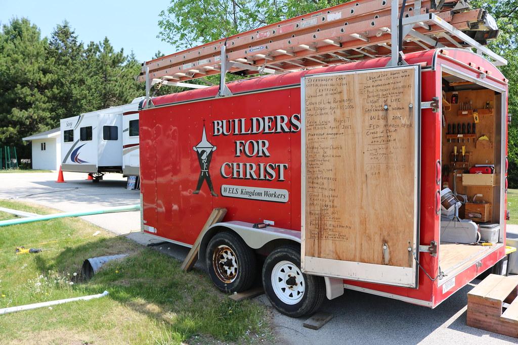 Builders For Christ Set-Up