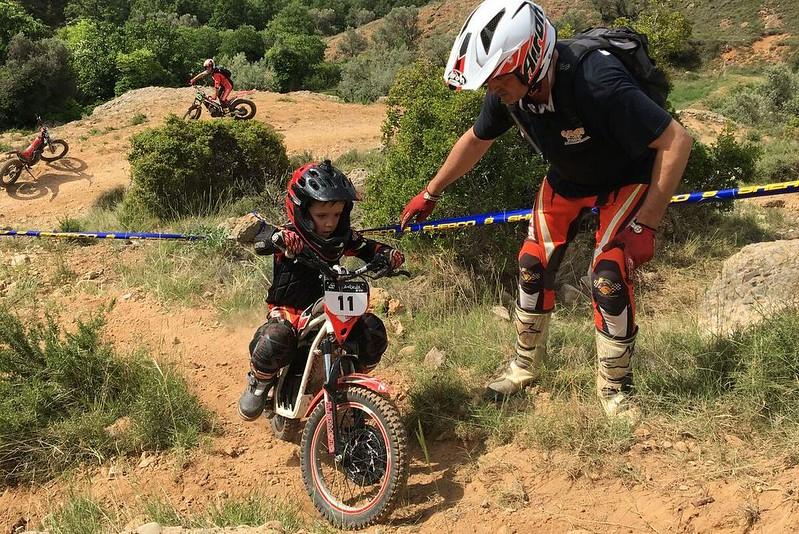 Trial Claverol 2018. Cto. Ara Lleida