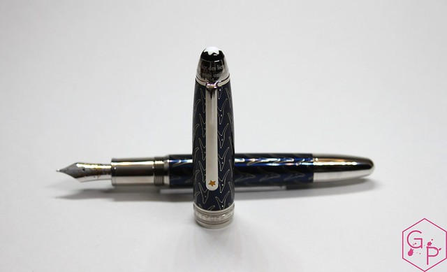 Montblanc Le Petit Prince Fountain Pen Collection Overview @Montblanc_World @AppelboomLaren 76
