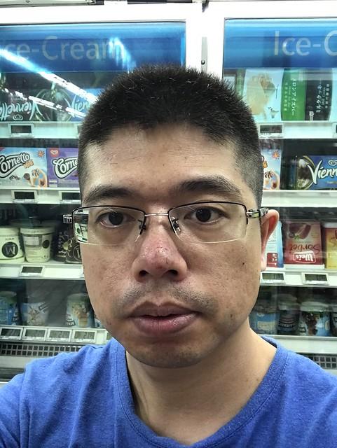 Haircut 3rd June
