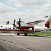 DHC7-100 Dash 7 C-GNBX Farnborough 2-9-86