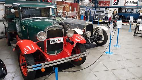 Ford of Swan Brewery, WA Motor Museum at Whiteman Park, WA