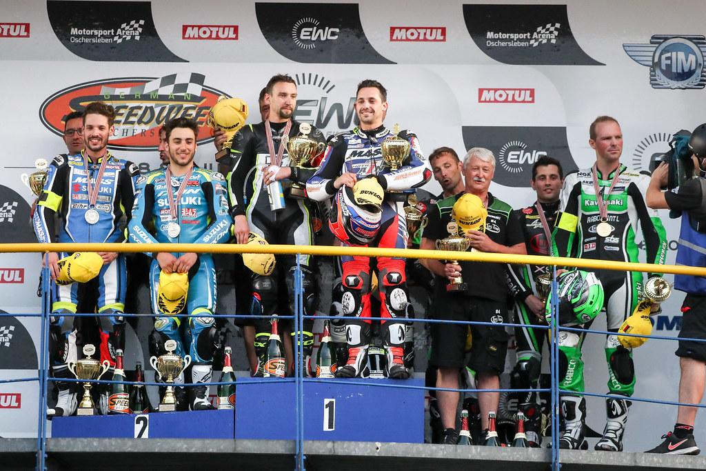 8,Hours,Oschersleben,2018,Podium,Stock,Race