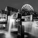 Seattle Wheel and Fountain B&W-20180609_GlazersPhotoFest_DIG-0058