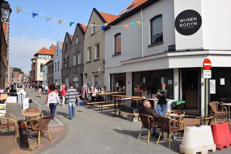 Oosthoekkermis + Rommelmarkt (Pannenstraat, Heist) 10/06/2018