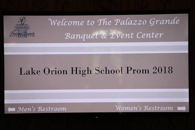 2018 LOHS Prom