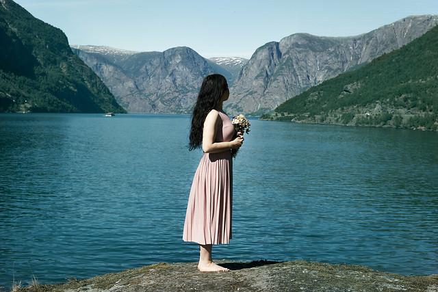 Self-Portrait, Norway 2018