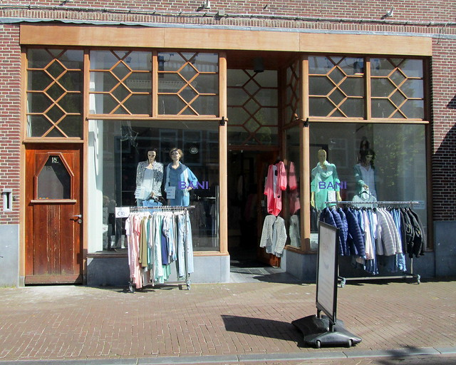 Art Deco Windows, Sneek