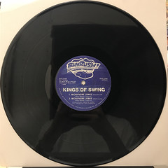 KINGS OF SWING:STOP JOCKIN' JAMES(RECORD SIDE-B)