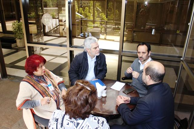 Ejecutivo ANEF se reúne con Bancada de Parlamentarios (13-06-2018)