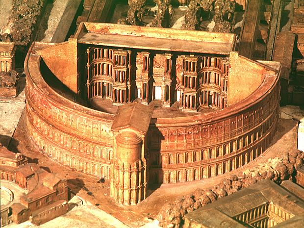Teatrum Pompei