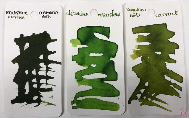 Blackstone Australian Bush Ink Review @AppelboomLaren 1