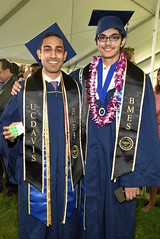 2018 Commencement, UC Davis College of Engineering