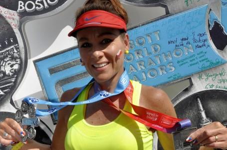 Světové maratony jsou o divácké kulise, říká první Češka s šestou hvězdou