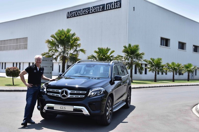 Mercedes Benz Sales 2018 H1