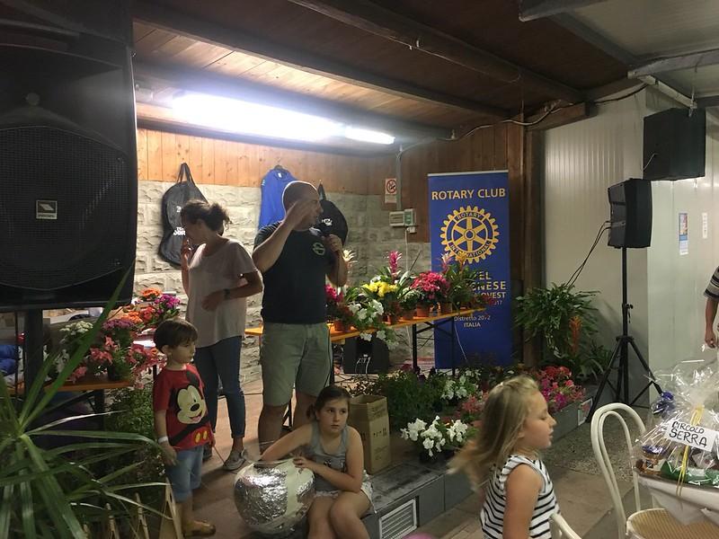Asd Dorobike team e Rotary Club Castel Bolognese Romagna ovest insieme per il cuore