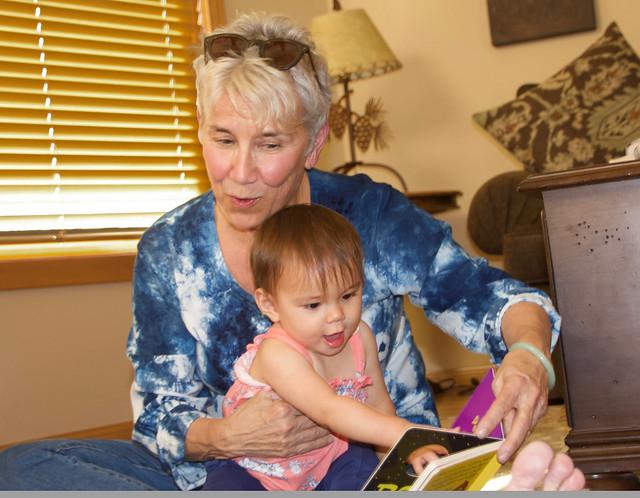 Granma Deb & Lyla