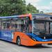 Warrington's Own Buses CH06CAT