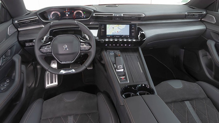 Peugeot 508 test_image 10