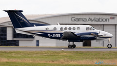 G-JASS Super King Air Lydd Air Ltd