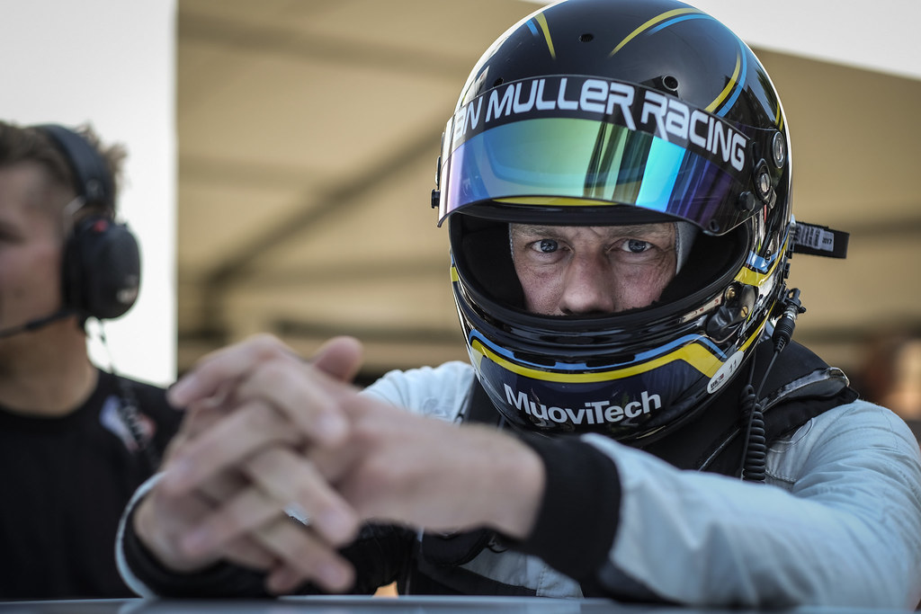 BJORK Thed, (swe), Hyundai i30 N TCR team Yvan Muller Racing, portrait during the 2018 FIA WTCR World Touring Car cup of Portugal, Vila Real from june 22 to 24 - Photo Francois Flamand / DPPI