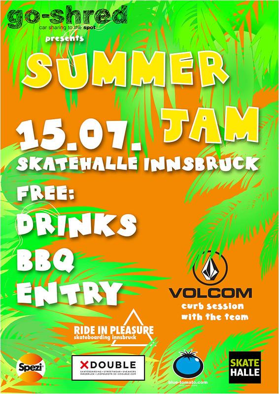 web Summer JAM