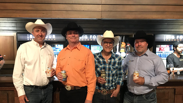 Cowboy culture meets craft beer at Stampede