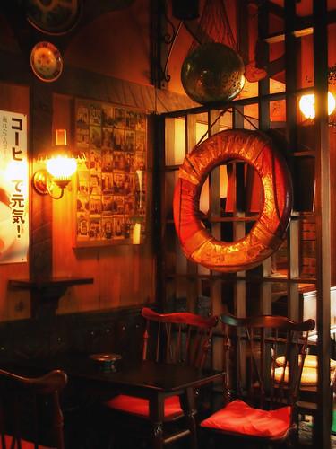 徳山・ポパイ喫茶店