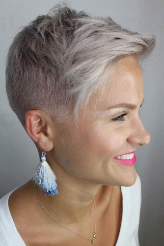 30+SHORT HAIR TRENDS FOR A FRESH LOOK - GET LATEST INSPIRATION 3