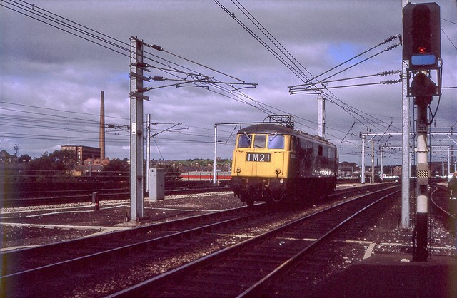 English Electric experiment