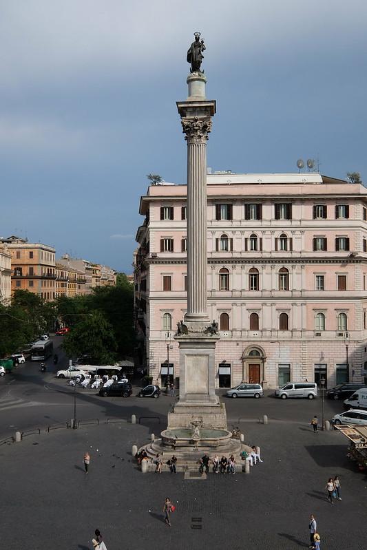 Santa Maria Maggiore, piazza
