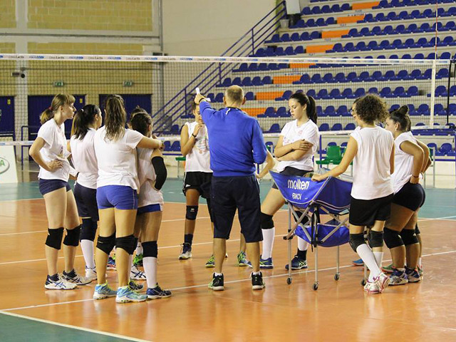 Tecnova Volley Gioia_Serie D F_Training Day 01_1