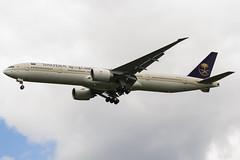 HZ-AK33 Saudi Arabian Airlines Boeing 777-3FG(ER)