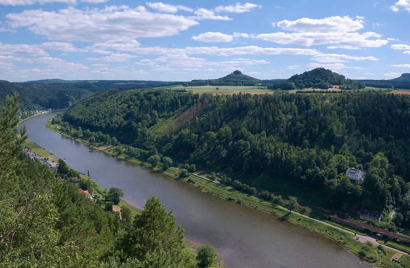 Czesko-Saska Szwajcaria Kleine Bastei