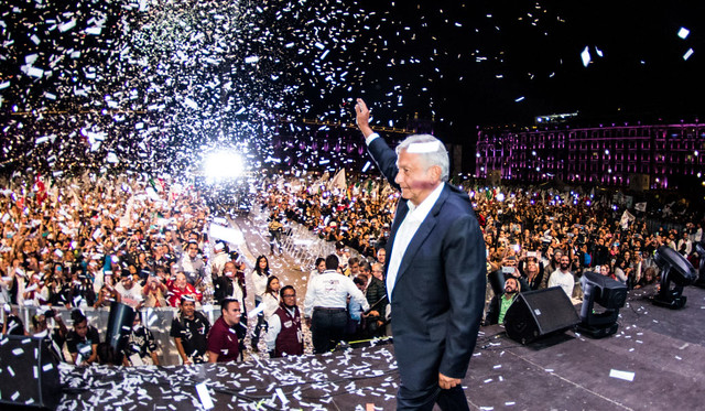 Morena, partido de Obrador, lidera legislativo e conquista prefeitura da capital