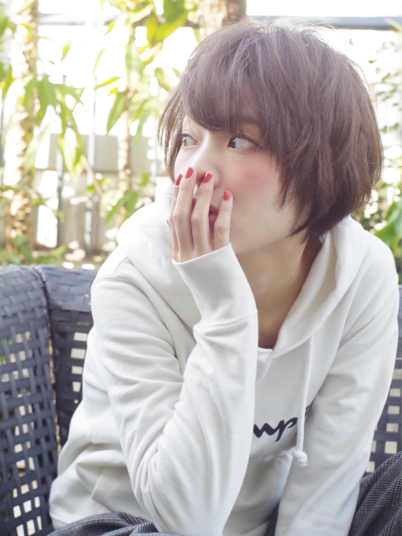 2018 Japanese ShortBob Hair -♡Taste different Hair Catalog ♪ 2