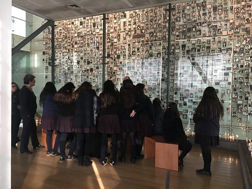 Visita Museo de la Memoria y los Derechos Humanos