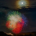 4th of July Fireworks by T P Mann Photography