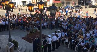 Vito De Tommaso funerali