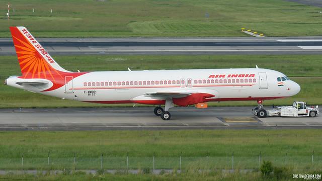F-WWDR(VT-CIM) | Airbus A320-251N | Air India | LFBO
