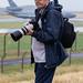 Aviation Photographer at work