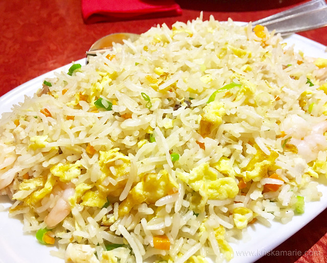 Canton Fried Rice from China Town