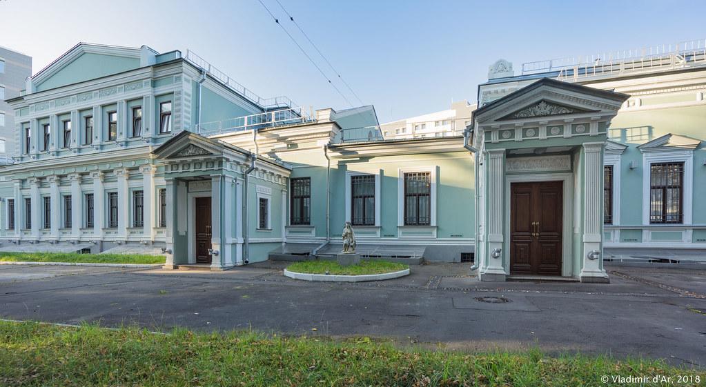 Усадьба Вандышниковой-Банза