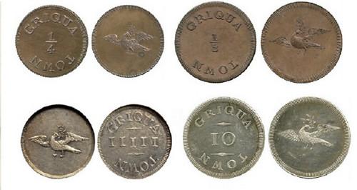 Griqua tokens